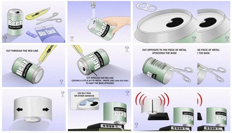 Как усилить сигнал wifi на андроиде своими руками 86